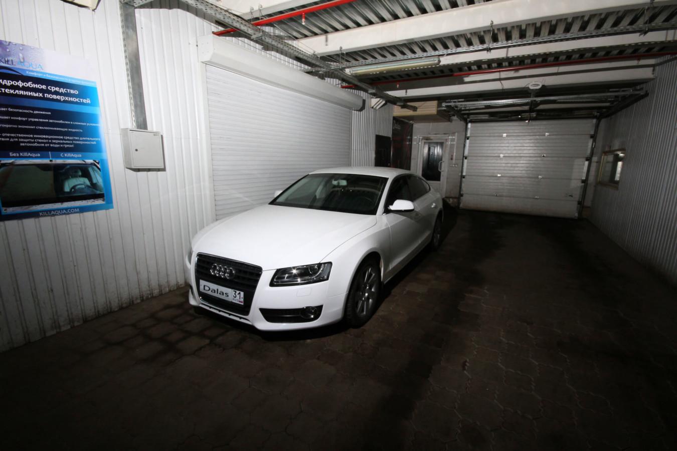 Audi A5. Remake for car salon