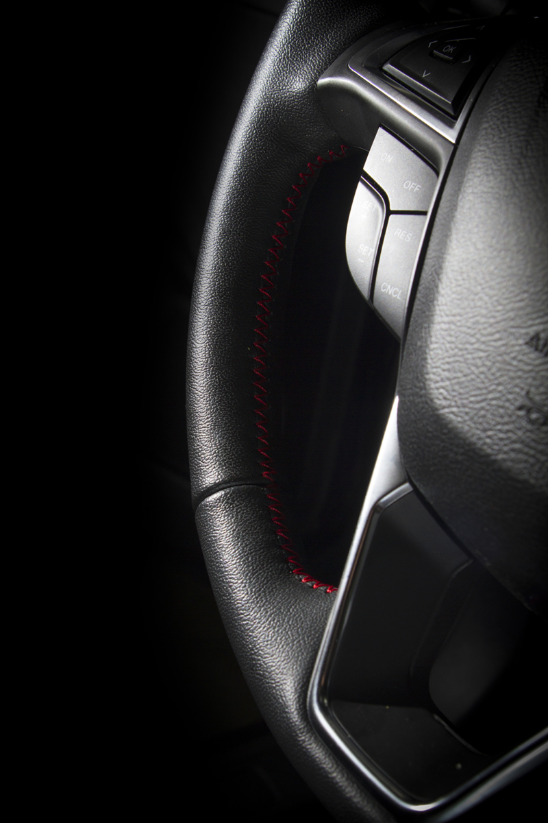 Steering Wheel Upholstery