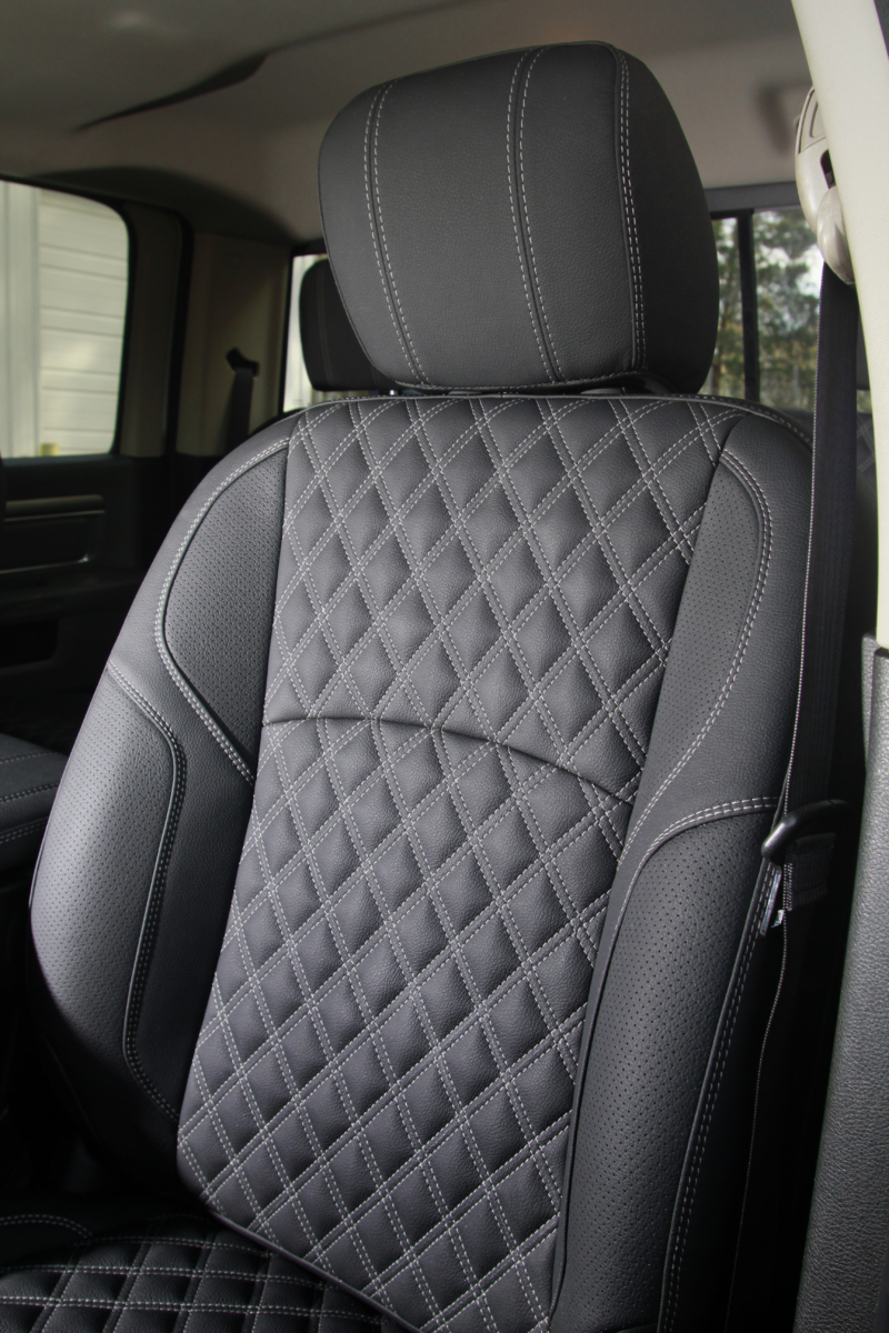 Pleasing Dodge Ram 2500 Leather Interior Seat Upholstery Ocoug Best Dining Table And Chair Ideas Images Ocougorg