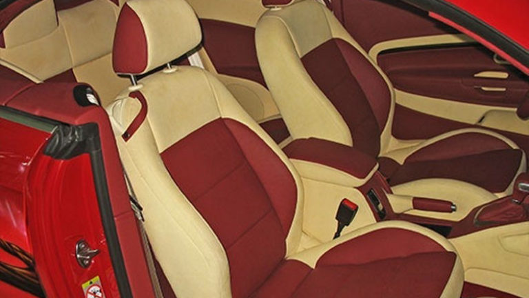 How to Make Custom Covers !!! How To Make The Interior Upholstery Of The Car With Your Own Hands!!!