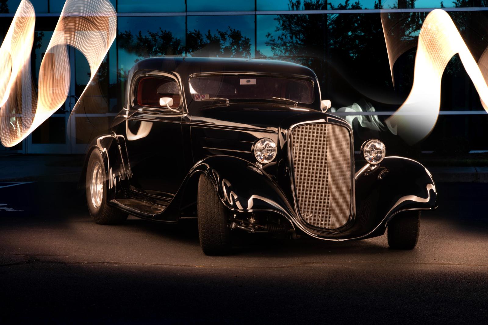 Custom Auto Upholstery | 1934 Chevrolet Coupe Interior