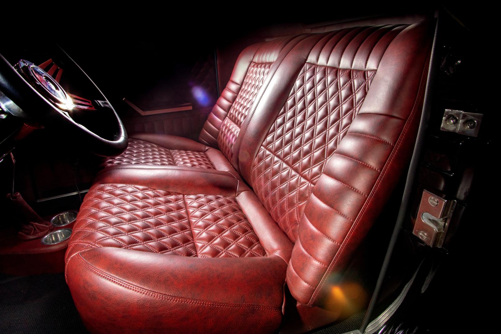 Custom Auto Upholstery
