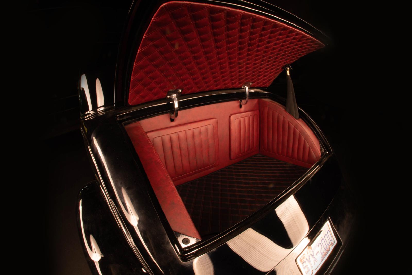 Chevrolet Coupe 1934 Custom Auto Upholstery