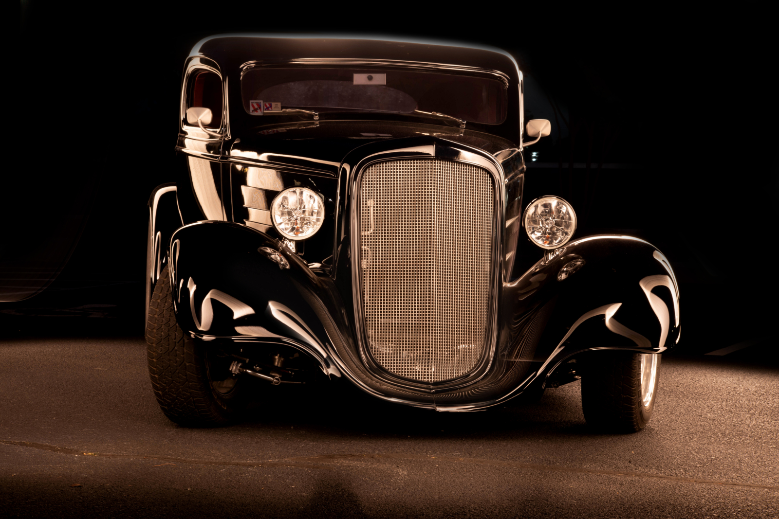 1934-Chevrolet-Coupe-Front