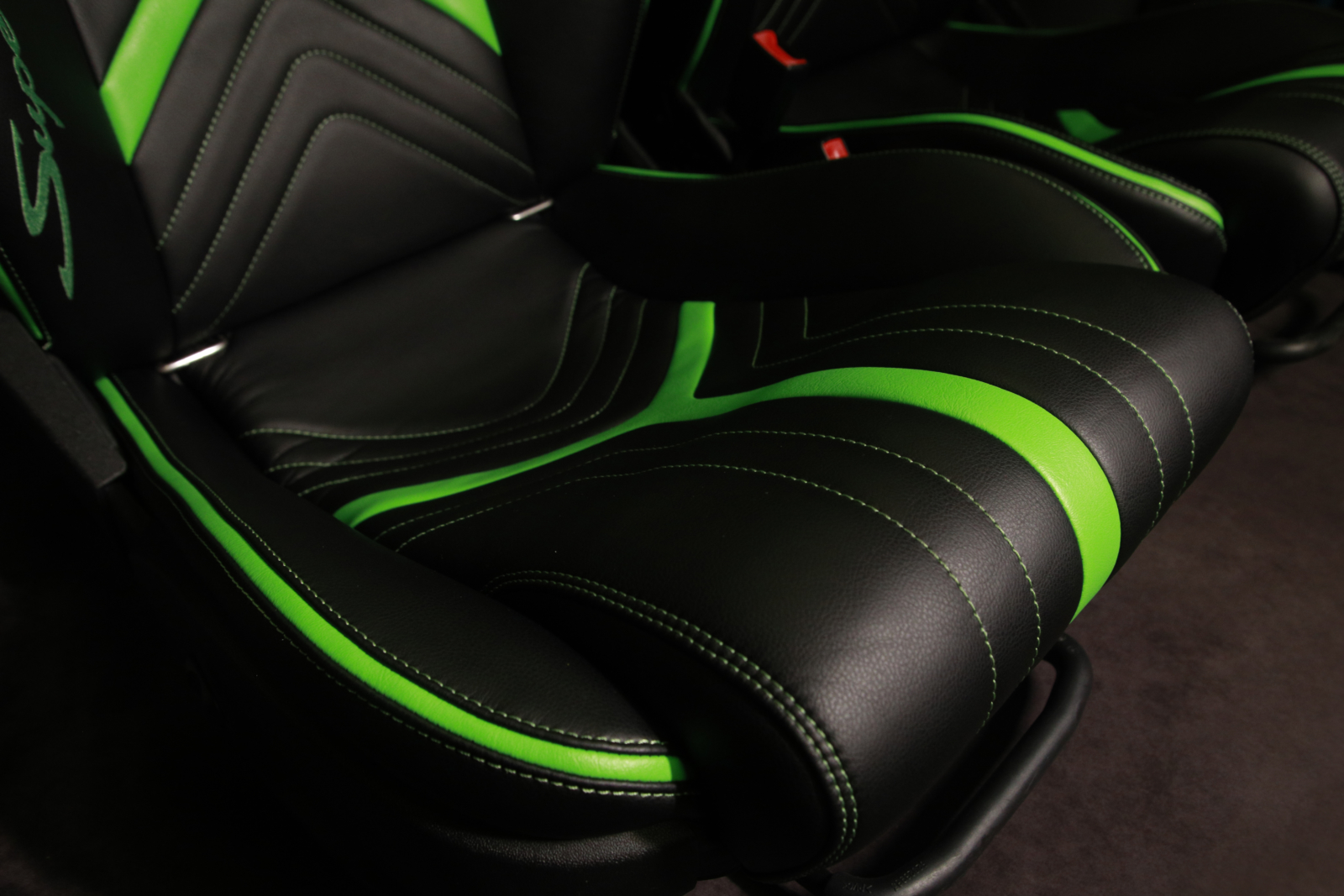 Front Seat Covers for Lamborghini
