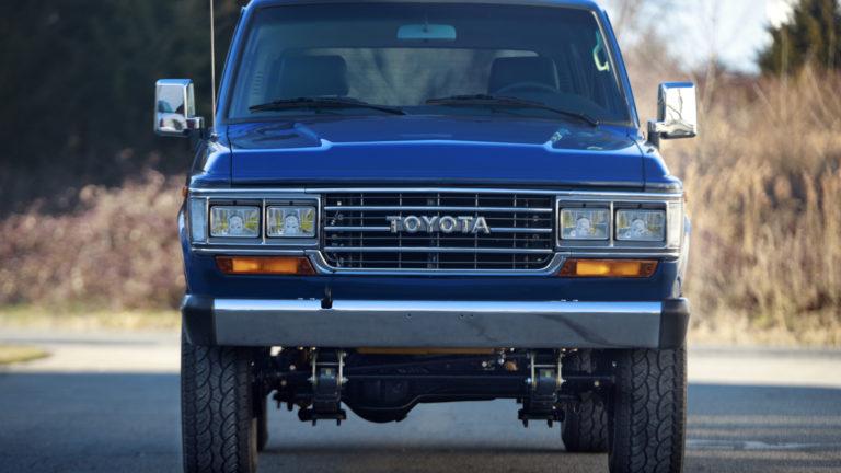 Toyota FJ62 Land Cruiser